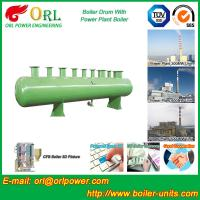 Chain Grate Boiler Drum / Drum Boiler High Capacity with Energy Saving