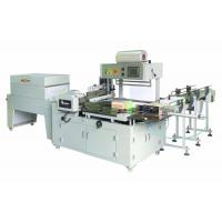 3phase Tissue Paper Packing Machine Welting Fully - Closed Type 530mm Film Width