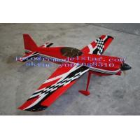 Wholesale Sky MXS-R 30cc Balsa-Wood RC Airplanes With ECS Navigation from china suppliers