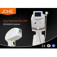 Safety 808nm Diode Laser Permanent Hair Removal Machine For Female