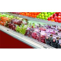 Wholesale Reusable Fruit And Vegetable Storage Bags , Moisture Proof Stand Up Ziplock Bags from china suppliers