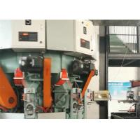 Gypsum powder 120t/h 8 spouts rotary cement packing machine/cement packer