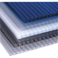 Waterproof Eco Friendly greenhouse twin wall polycarbonate sheet 4mm 8mm 10mm