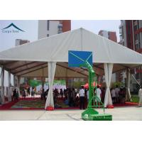 Trade Show Canopies Waterproof Outdoor Event Tents For Commercial Exhibition Activity