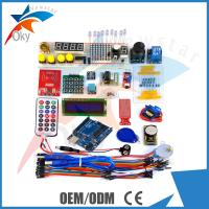 Educational Starter Kit For Arduino Learning Kit for Starters Develop RFID System
