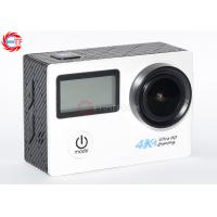 CE / RoHS Dual Screen Action Camera Sony IMX179 Sensor Outdoor For Car DVR