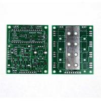 Two Layer 1 Oz Double Sided PCB Manufacturing Immersion Silver Rigid Circuit Board