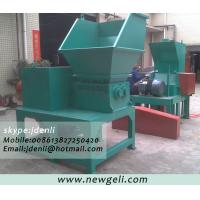 Wholesale Plastic shredder,pet bottle shredder,pe films shredder machines,plastic lump shredder from china suppliers