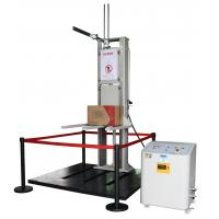 Quality High Precise Packaging Drop Test Machine Impact Resistance Test Double Track for sale