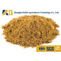 Quality SGS Certificate Bulk Chicken Feed Cattle Feed Concentrate TVBN 120mg/G Max for sale
