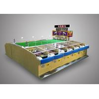 Electric Video Competition Horse Racing Carnival Games Booth For 12 Players