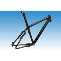 Wholesale 26er Carbon  Mountain Bike Frame with Integrated / Separate Seatpost FM003 from china suppliers