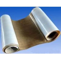 Quality High Density Etched Teflon Sheet PTFE Heat Resistance With Pure White for sale