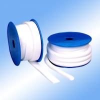 Quality White PTFE Coated Fiberglass Fabric High Temperature Expanded for sale
