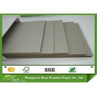 Wholesale Double Side Gray Paperboard / Grey Board / Grey Chip Board Size 787 * 1092mm from china suppliers