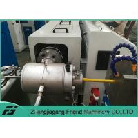 Quality Professional Plastic Pipe Machine For Different Corrugated Stainless Steel Tube Covering for sale
