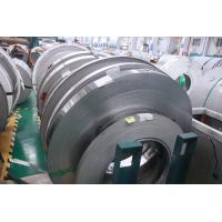 Wholesale AISI 3mm Cold Rolled Stainless Steel Strips 400 Series For Ship Building Industry from china suppliers