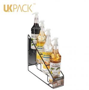 Custom Torani Milk Plastic Sauce Dispenser Pump 5ml-8ml-10ml Gold
