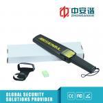 Quality Ultra - High Sensitivity Handheld Metal Detector Standard 6F22 / 15F85 9V Battery for sale