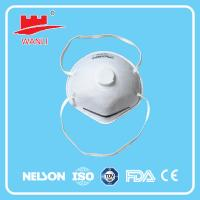 Wholesale Disposable NIOSH N95 Face Mask with Respirator from china suppliers
