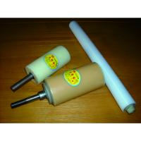 Quality Conveyor Vertical Guide Rollers For Return Belts Made Of UHMW-PE Without Tearing Belt for sale