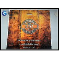 Quality Logo Printed & Customized Durable die cut shopping bags/ Handle bags retail for sale