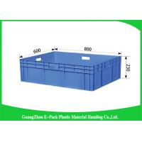 Buy Stackable Euro Stacking Containers Transport Turnover Storage Long Service Life at wholesale prices