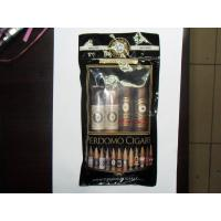 Cuban Or Nicaragua Cigar Humidor Bags in Plastic with Humidified System