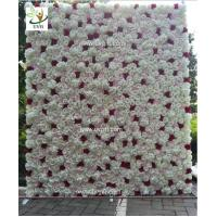 Uvg chr1136 diy backdrop wedding in pink artificial rose flower wall uvg chr1136 diy backdrop wedding in pink artificial rose flower wall for stage decoration of ec91098814 junglespirit Image collections