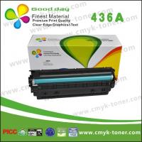 Buy cheap 436A / 36A Compatible Toner Cartridge Used For HP LaserJet M1120 M1120N  M1522N from wholesalers