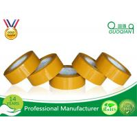 Quality Hot Melt Personalised OPP Packing Tape 48MM X 50M 43mic High Tensile Strength for sale