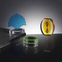 perspex / Acrylic paperweights
