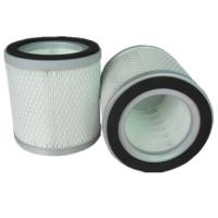 Wholesale Antimicrobial PU Foam Panel ULPA Air Filter With Two Side Screen 1220x610x78mm from china suppliers