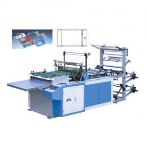 Computer heat cutting bag making machine-RQL600-1000