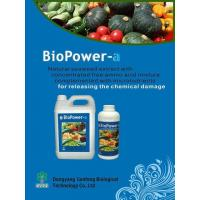 BioPower-a Free Amino Acide Seaweed Fertilizer