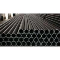 Black Carbon Steel Thick Wall Steel Tube For Heat Exchanger ASTM A214