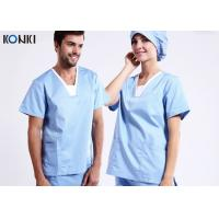 Quality Anti Chlorine Medical Uniforms / Healthcare Uniforms Hospital Use for sale