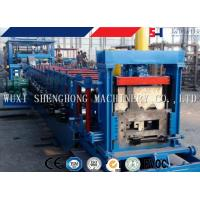 C Z Steel Profile Cold Roll Forming Machine Customized Voltage