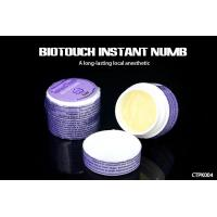 Buy cheap Permanent Makeup Tattoo Biotouch Instant Numb Cream for Pain Control from wholesalers
