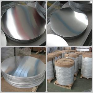 Non-stick Painting 1100 1060  1050 3003 Aluminium Circle for Cookware 200 - 1000mm Dia