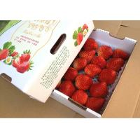 factory delivery carton fruit box for packing