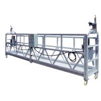 Quality High Working Electric Scaffolding Stage Platform steel with dipping Zinc for sale