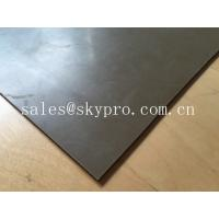Quality Viton FKM rubber sheeting roll excellent chemical and heat resistance for sale