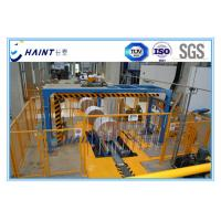 Quality Paper Mill Stretch Film Wrapping Machine , Paper Roll Handling Equipment Large Capacity for sale