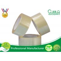 Buy Bopp Self Adhesive Tape Strong Solvent Acrylic Adhesive Clear Packaging Tape at wholesale prices