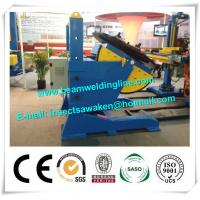 360° VFD Elevate Welding Table Lifting Weld Positioner And Welding Column Boom