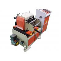 Servo Motor Automatic Zig Zag Blanking Machine for Stainless Steel Metal Coil