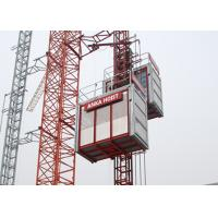 Heavy Duty Building Material Hoist Construction Lifting Equipment