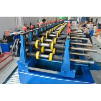 Buy cheap Automatic 22KW Light Duty Cable Tray Making Machine 5 Tons Hydraulic Decoiler from wholesalers