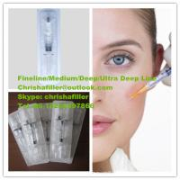 Wholesale Cross-linked Hyaluronic Acid Filler , Based Dermal Filler For Contouring / facial lift from china suppliers